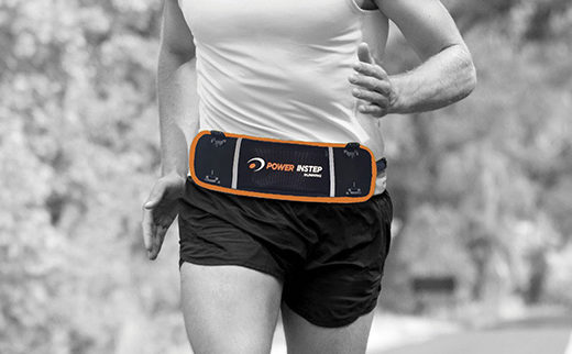 El cinturón de running