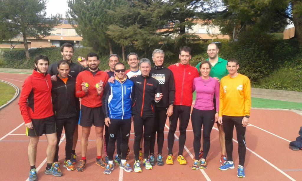 Martín Fiz, entrenador de running que utiliza Power Instep