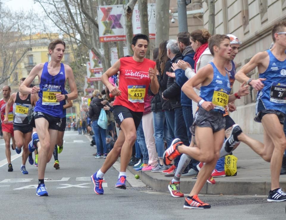Miguel Ángel Rabanal, entrenador de running, trail running y triatlón