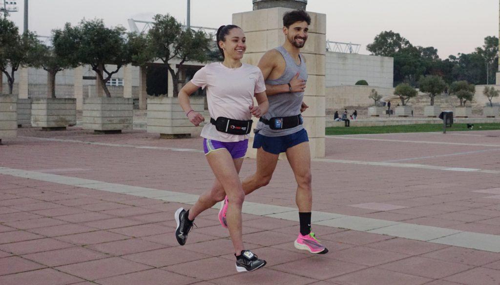 El pack triatleta incorpora el cinturón Powerinstep