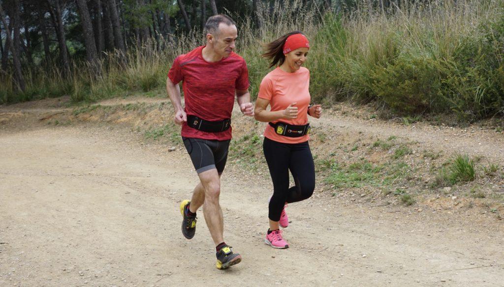 El pack trail runner incorpora el cinturón Powerinstep