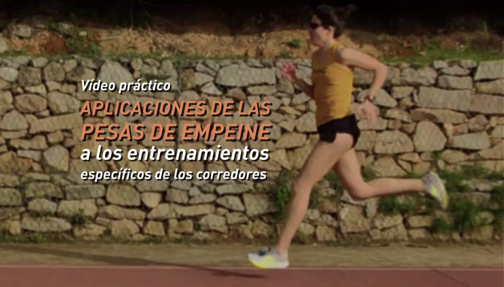 Aplicaciones de Powerinstep a los entrenamientos específicos para corredores