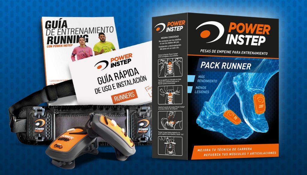 El PACK RUNNER, el producto recomendado para los corredores de todos los niveles
