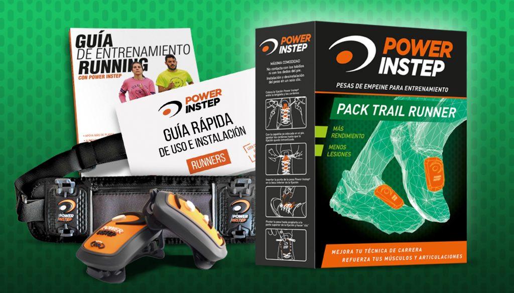 El PACK TRAIL RUNNER, el producto recomendado para corredores de montaña