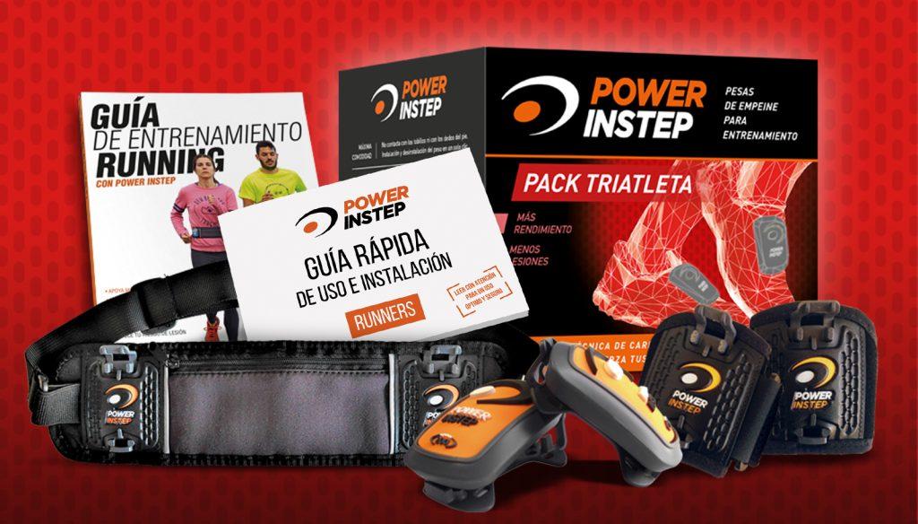 El PACK TRIATLETA, el producto recomendado para triatletas