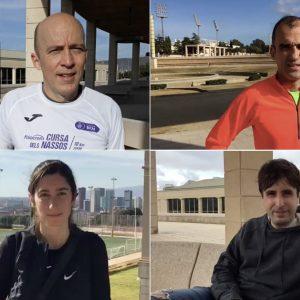Testimonios runners populares